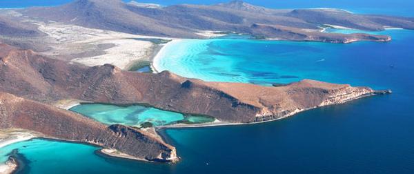 Las islas secretas de Baja California